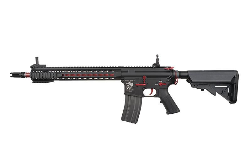 "Реплика автоматической винтовки SA-B14 KeyMod 12"" - Red Edition [Specna Arms] (для страйкбола)"