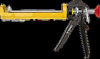 Пістолет для герметиків Topex, сталь з алюмінієм