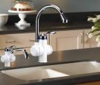 RAPID - Кран с электрическим водонагревателем  для кухни и ванной, фото 1