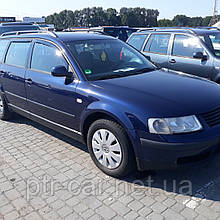 Дефлекторы окон (ветровики)  VW Passat B5 1997-2004 5D Combi 4шт (Heko)