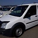 Дефлектор капота, мухобойка FORD Transit Connect с 2002-2006 г.в. VIP, фото 2