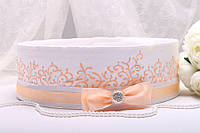 Свадебное сито Stile персик