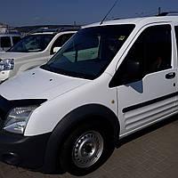Дефлекторы окон (ветровики) Ford Transit Connect 2002-2013 2шт (Hic)