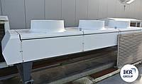 Конденсатор воздушного охлаждения Б/У Helpman HTC-076.134-V-930 [161 кВт]
