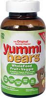 Hero Nutrition Yummy Bears 200 шт витамины детские жевательные