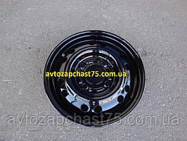 Диск колісний Daewoo Matiz R13 (чорний) виробник Дорожня карта, Харків