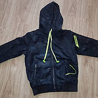 Демисезонная куртка для мальчиков  8-16 лет