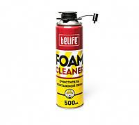 Очиститель монтажной пены Belife 500 ml , фото 1