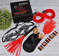 Эротический секс-набор  для взрослых KAMA SUTRA 7в1