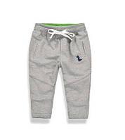 Осенние детские спортивные брюки 7346013-1, код (39376) в наличии: 130,140