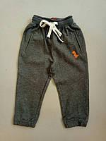 Осенние детские спортивные брюки 7346013-2, код (39377) в наличии: 90,100,110,120,130,140