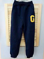 Детские теплые брюки из флисовой подкладкой 7345934-2, код (39346) в наличии: 140
