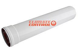 Удлинитель для коаксиального дымохода для газового котла 0,5 м A005