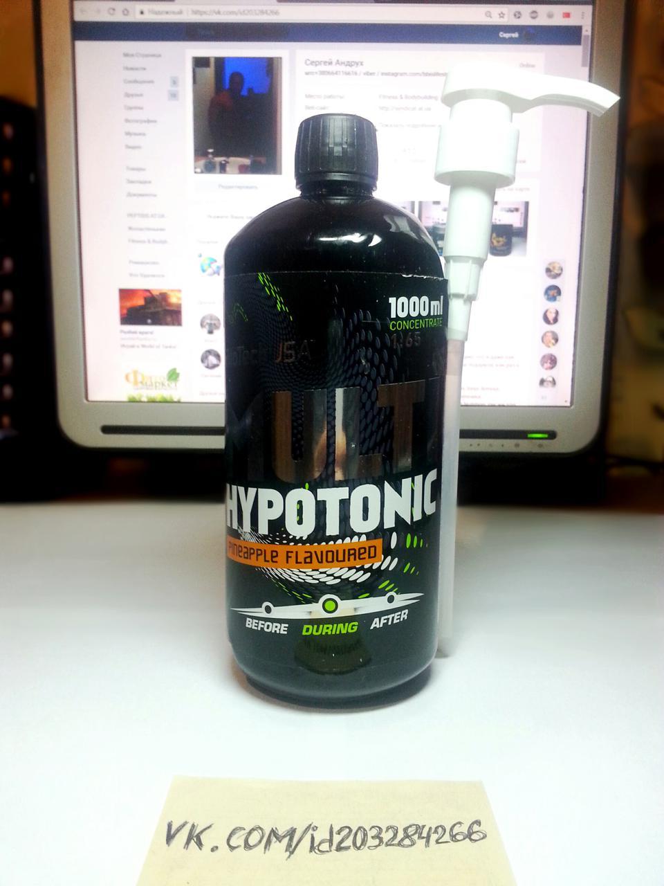 BioTech Multi Hypotonic Drink 1000мл