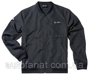 Оригинальная мужская легкая куртка Mercedes F1 Lightweight Men's Jacket, Black (B67996071)