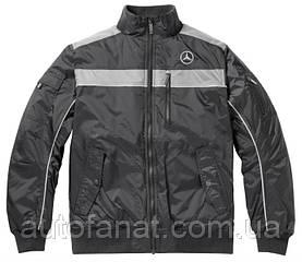 Оригинальная мужская водительская куртка Mercedes-Benz Men's Jacket, Function, Anthracite (B67871145)