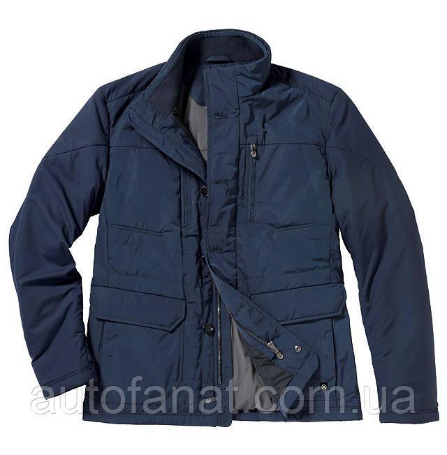 Оригинальная мужская куртка Mercede Men's Jacket, Hugo Boss, Navy (B66958374)