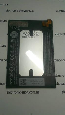 Аккумулятор HTC One 801e Original б.у, фото 2
