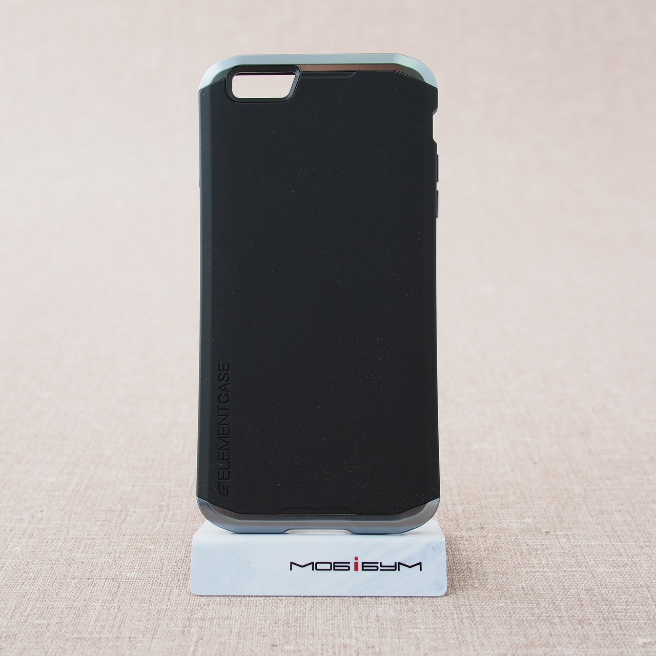 Чехол ElementCASE Solace II iPhone 6 Plus black (EMT-322-101E-01) EAN/UPC: 640947792394