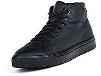 Ботинки мужские зимние кожаные Mida 14103 3