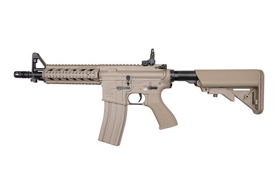 Реплика штурмовой винтовки GC16 Raider-S DST - tan [G&G] (для страйкбола)