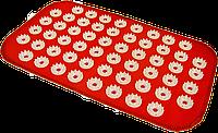 """Коврик масcажный  акупунктурный Аппликатор Кузнецова № 56 """"Универсал"""""""