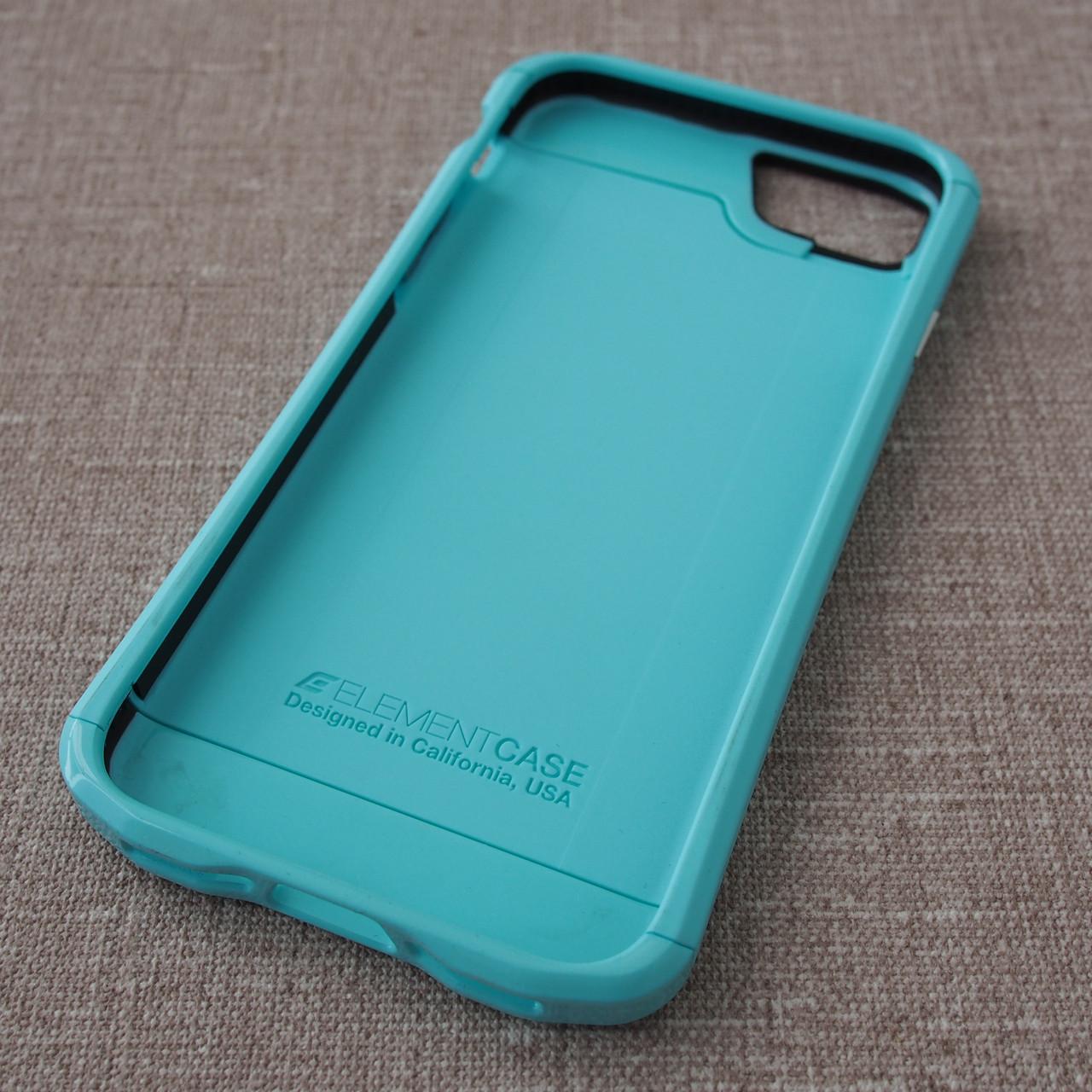Чехол ElementCASE Aura iPhone 7 mint Для телефона Apple