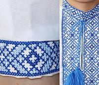 Детская вышиванка для мальчика крестиком Данил От 7 до 12 лет 146 (11лет) e1297552439f7