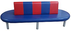Дитячий диван Двосторонній-2 (1700*700*650h)