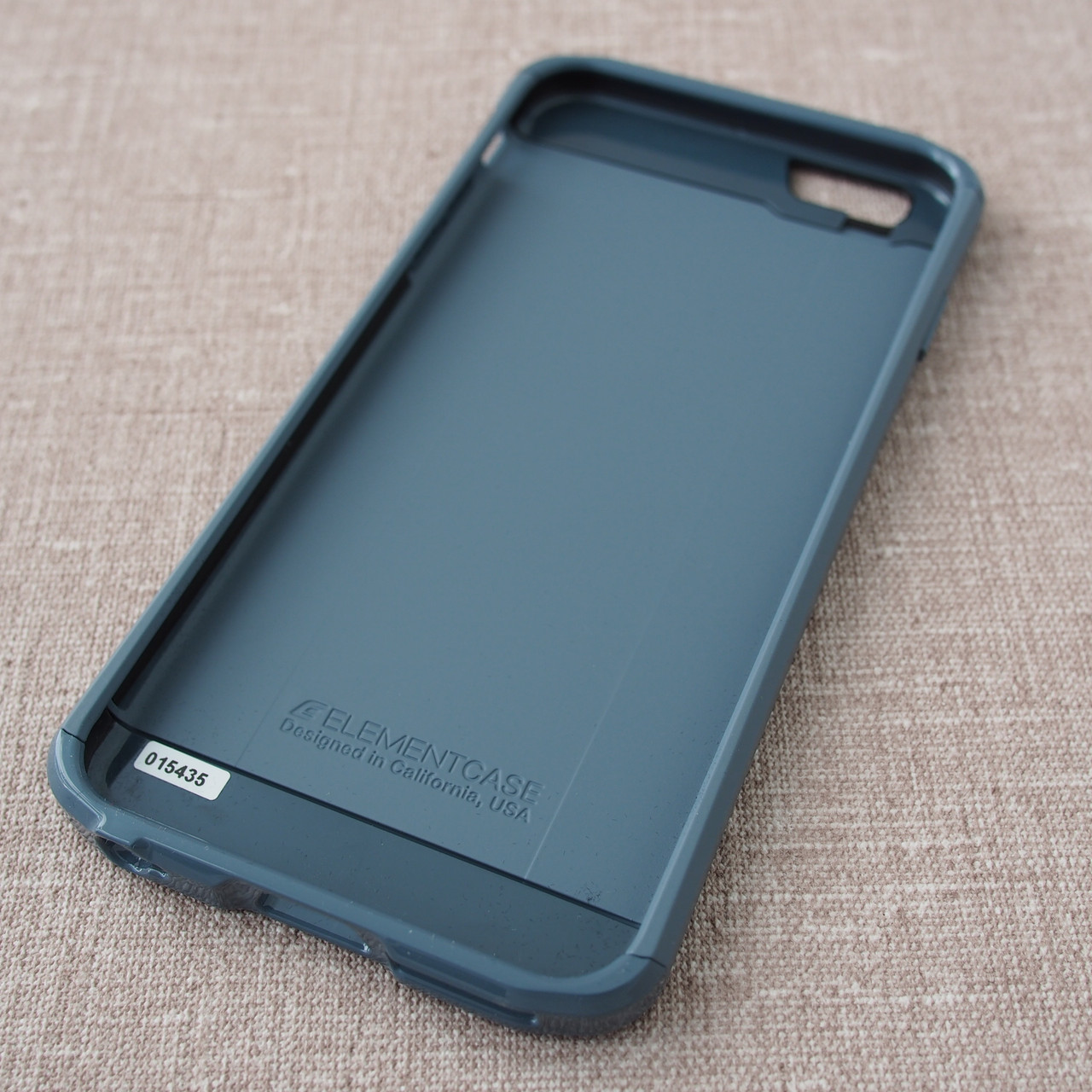 ElementCASE Aura iPhone 6 Plus slate blue Для телефона Apple