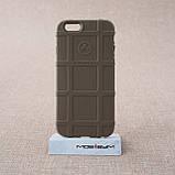 Чехол защитный MAGPUL Field case iPhone 6 flat dark e (MAG484-FDE) EAN/UPC: 840815100034, фото 2