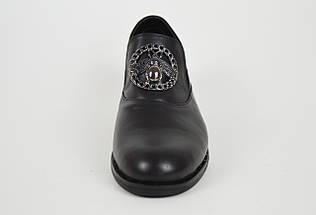 Осенние женские туфли Evromoda 850, фото 3