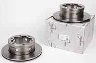 Диск тормозной (задний) MB Mercedes Sprinter, Мерседес Спринтер 408-416, Volkswagen LT, Фольксваген LT 46 96- (285x22) 02.35.056