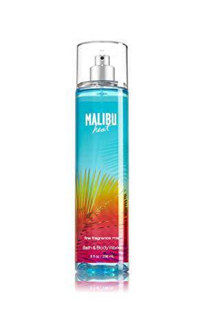 Спрей для тела Bath & Body Works Malibu Heat Fragrance Mist, фото 2