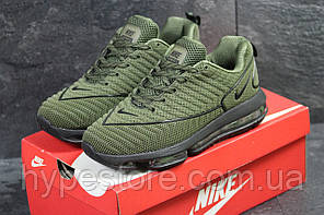 Мужские кроссовки Nike Air Max DLX (зеленый), Реплика
