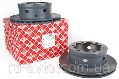 Диск тормозной задний MB Sprinter, Мерседес Спринтер 408-416, VW LT, Фольксваген LT 46 96- (285x22) 10639