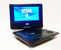 "Портативный DVD-плеер Opera NS-758, экран 7.0"" дюйма"