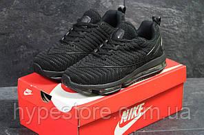 Мужские кроссовки Nike Air Max DLX (черный), Реплика