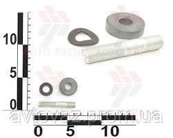Ремкомплект шайб ролика ГРМ ВАЗ 2108 н/о + шпилька