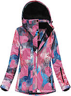 Новинка 2019г.!Горнолыжная женская куртка DL&AM Польша S,M,L,XL,2XL