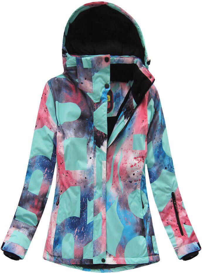 Новинка 2019г.!Горнолыжная женская куртка DL&AM Польша ,размер М