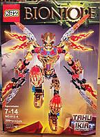 Конструктор KSZ 612-4 Бионикл Bionicle Таху - Объединитель Огня 209 деталей, фото 1
