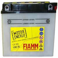 Мото аккмуляторы Flooded FIAMM 12N9-3B