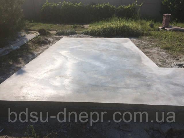 Чистовой бетон