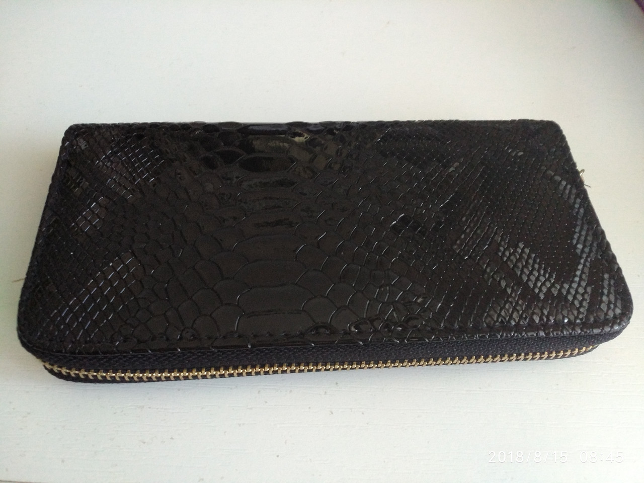 Женский кошелек,черного цвета