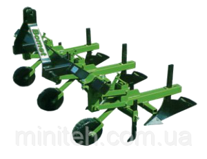 Культиватор междурядный 3-х секционный Bomet