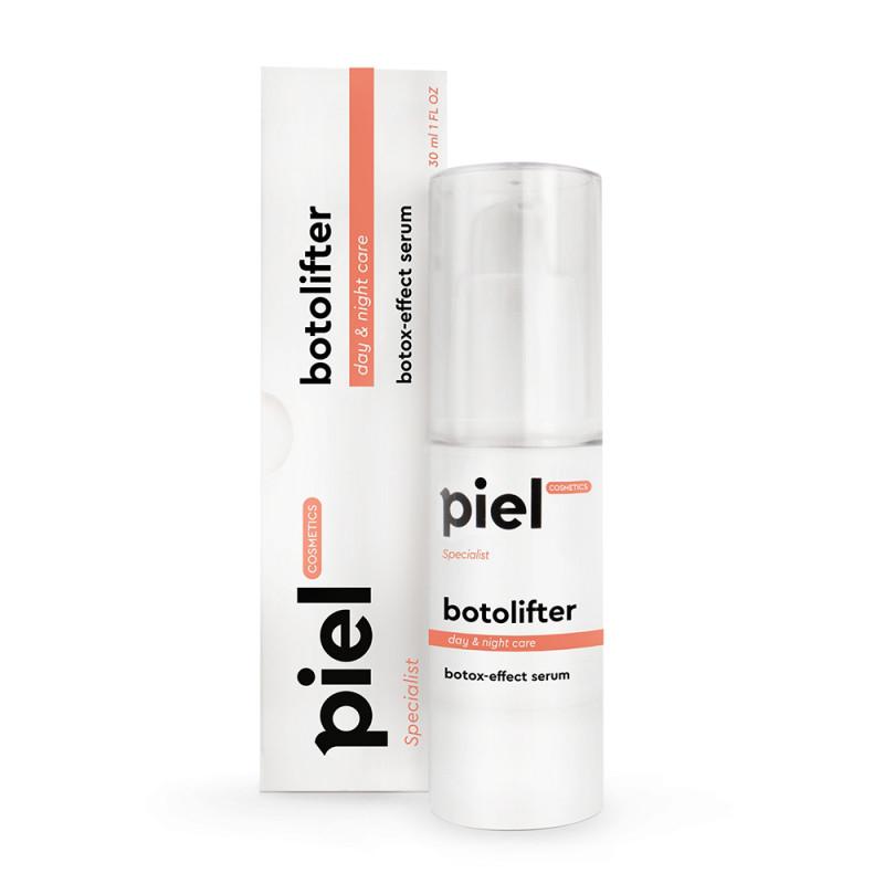 BOTOLIFTER Сыворотка против мимических морщин Piel cosmetics