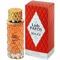 Art Parfum Lady Pafos Rouge edt 100 ml. женский оригинал