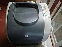 Лазерный принтер HP Color LaserJet 2550n на запчасти, фото 1