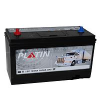 Аккумулятор для грузовых автомобилей Platin Black 6СТ- 105Аз 1000А SMF